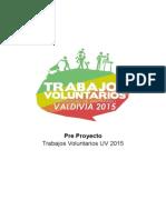 Proyecto General TTVV Valdivia 2015
