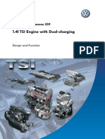 1.4 TSI Engine