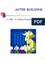 Character Building f