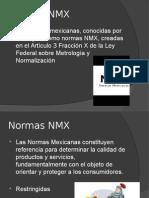 Normas NMX