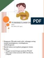 Tuberkulosis Pada Anak Dr Shelvi