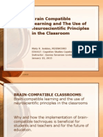 week 5-powerpoint on brain-compatible education