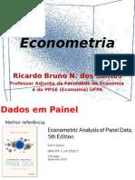 Introdução a Dados Em Painel