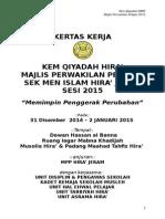 KERTAS KERJA KEM QIYADAH HIRA' 2015.doc
