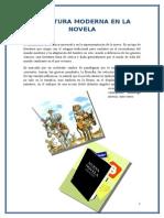 Escritura Moderna en La Novela
