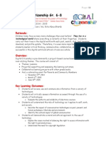 digital citizenship course outline 14-15