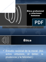 Etica Profesional, Introduccion
