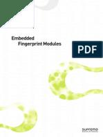Catalog - Fingerprint Modules