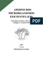 Caderno Dos Microrganismos Eficientes