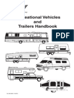 CA DMV RV and Trailer Handbook