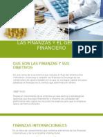 Las Finanzas y El Gerente Financiero