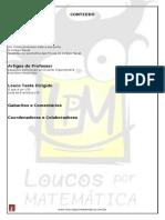 Amostra Da Revista de Matematica Lpm
