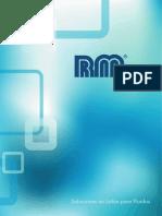 RAMPUMP Soluciones en Latón Para Fluidos Rafael Márquez Moro y CIA, S.a. Catalogo 2010