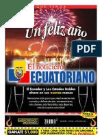 Noticiero Ecuador Edicion Enero 2010