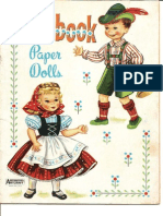 Storybook Paper Dolls