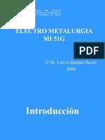 Presentación Electrometalurgia