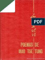 Poemas - Mao Tse Tung