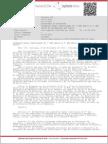 Decreto Supremo N° 614 del Ministerio de Educación