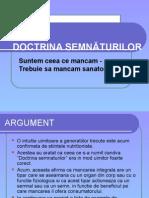 Doctrina semnaturilor