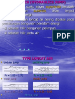 Loncat Air (Hydraulics Jump)