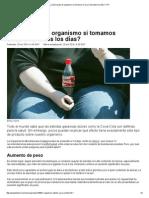¿Qué Le Pasa Al Organismo Si Tomamos Coca-Cola Todos Los Días_ – RT