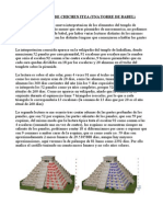 Castillo de Chichen Itza una torre de Babel