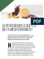 Já Percebemos o Que é a Dieta Mediterrânica_ - PÚBLICO