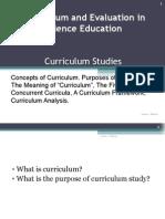 20130919080910Lecture 1 - Curriculum Studies