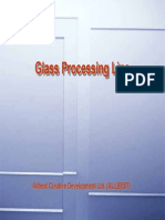 Glass Processing Line ALLBEST
