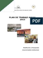 10 - Pat - 2013 - Planificacion UGEL GSC