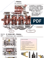 4-4 S 1000 RR Motor