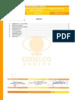 SGI-P-GE-077.00 ESTANDAR DE CONTROL DE FATALIDADES N° 14 VUELOS USO DE HELICOPTERO