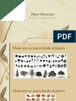 Biology-biodiversity Powerpoint