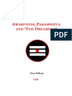 Awareness, Paramshiva and 'the Dreaming'