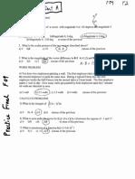 Physics 2 F09