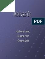Documentos - Motivacion