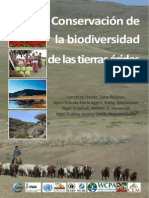 Conserv. de La Biodiversidad de Tierras Aridas
