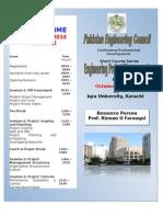 Brochure EPM Karachi