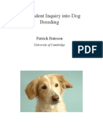 The Independent Inquiry into Dog Breeding