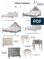 French Furniture Contactsheet