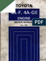 Toyota Coralla 1996 wiring diagram overall | Toyota | Car ...