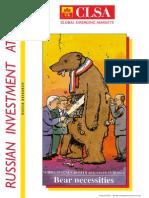 Clsa Russia