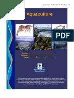 Aquaculture Workbook