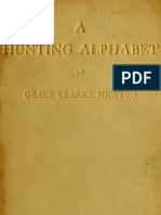 The a B C of Drag Hunting by Grace Clarke Newton