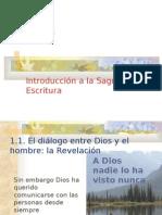 resumen de la historia de la biblia