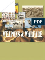 Weapons and Warfare - J. Powell (Salem, 2010) BBS