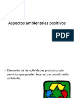 Aspect Os Ambien Tales Positivo s