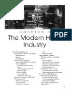 Modern Hotel Industry
