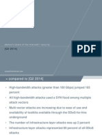 Q3 2014 Cybersecurity Stats & Trends from StateoftheInternet.com