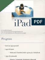 iPad Langå Skole